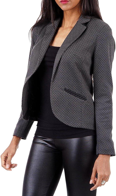 Ex Primark - Chaqueta de traje - para mujer Gris Gris Y Negro ...