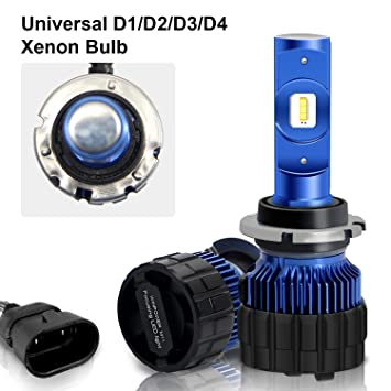 2X D1S / D2S / D2R / D3S / D4S / D4R HID Kit de conversión