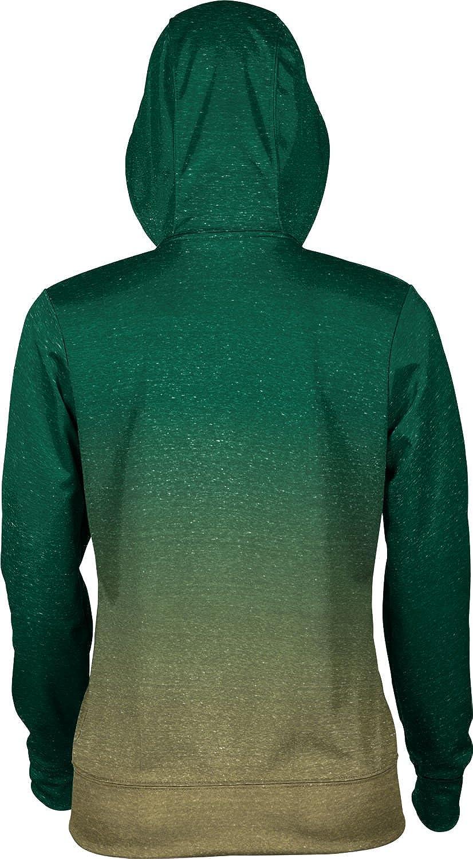 Gradient School Spirit Sweatshirt ProSphere Colorado State University Womens Pullover Hoodie