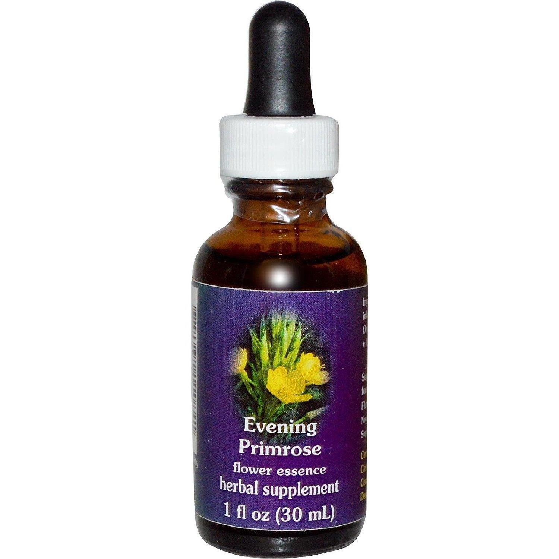 Flower Essence Evening Primrose Dropper Herbal Supplement -- 1 fl oz