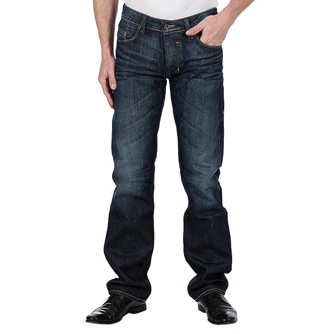 MUSTANG Jeans Herren Jeans Niedriger Bund 3114 5202