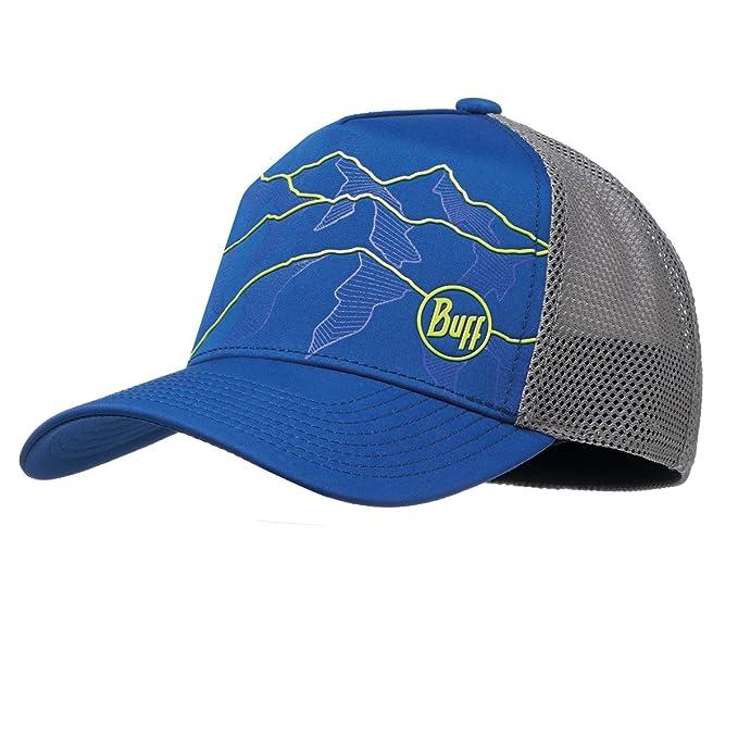 b538618c7d6cb Amazon.com  Buff Trucker Tech Cap  Clothing