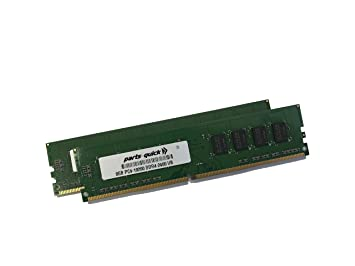 16GB (2x8GB) Memory for HP EliteDesk 800 G3 Tower / SFF DDR4-2400