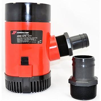 johnson ultima bilge pump wiring diagram johnson amazon com johnson pump heavy duty bilge pump sports outdoors on johnson ultima bilge pump wiring