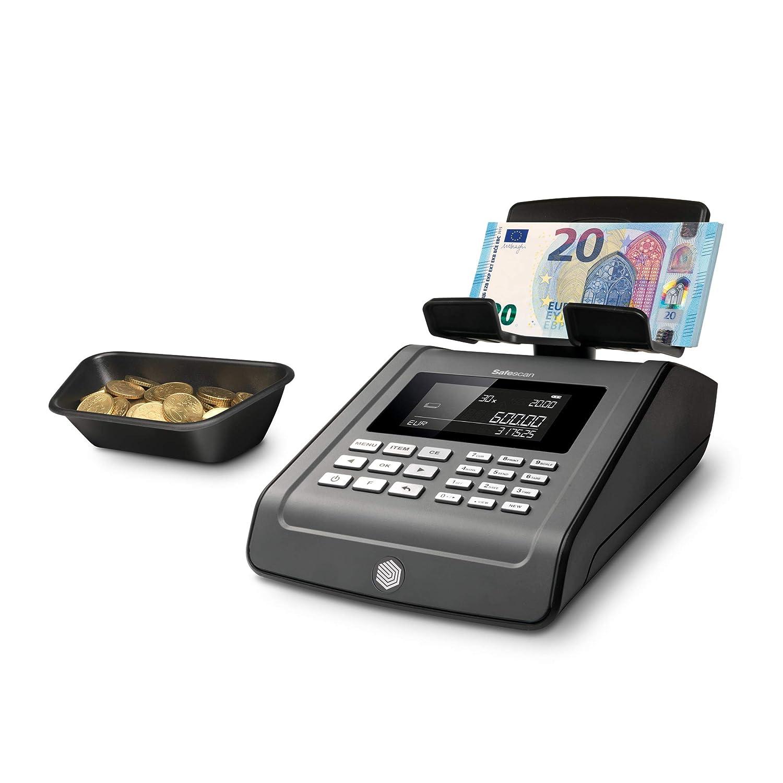 Safescan 6185 - Balanza contadora de dinero: Amazon.es: Oficina y papelería