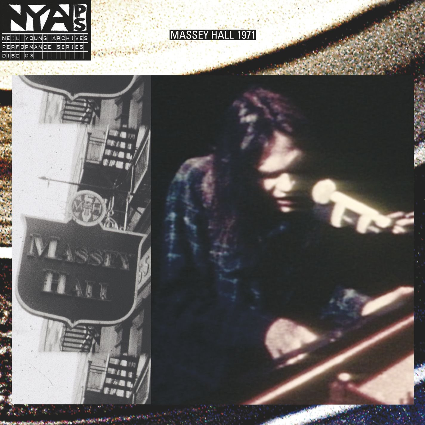 Vinilo : Neil Young - Live at Massey Hall (2 Disc)