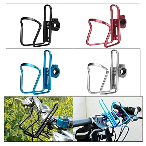 Aluminum Alloy Bike Bicycle Cycling Drink Water Bottle Holder Rack Cages Bracket
