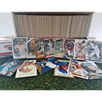 $23 » 600 card Jumbo lot of Baseball cards Starter kit with Guaranteed Superstars -1970's to present. Comes in Custom Souvenir Box- Great gift for…