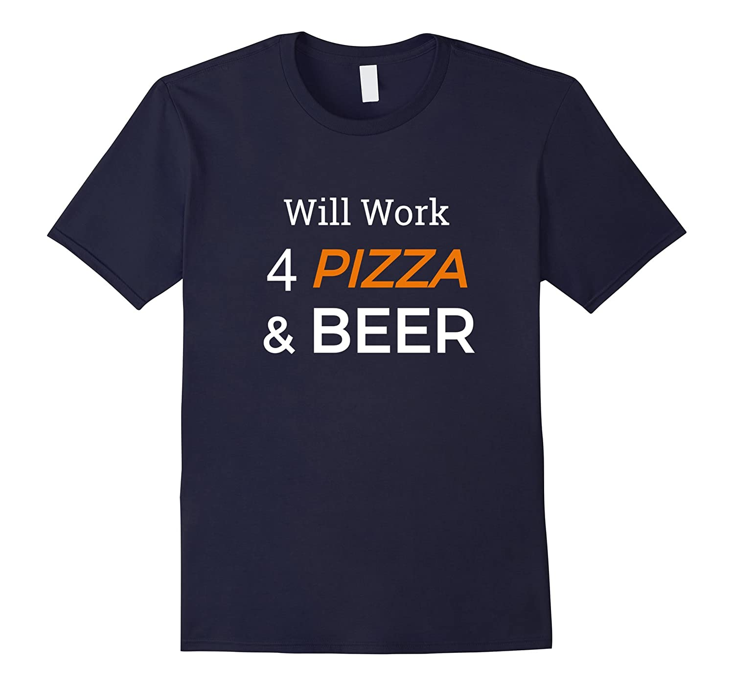 Pizza Beer Funny T shirt