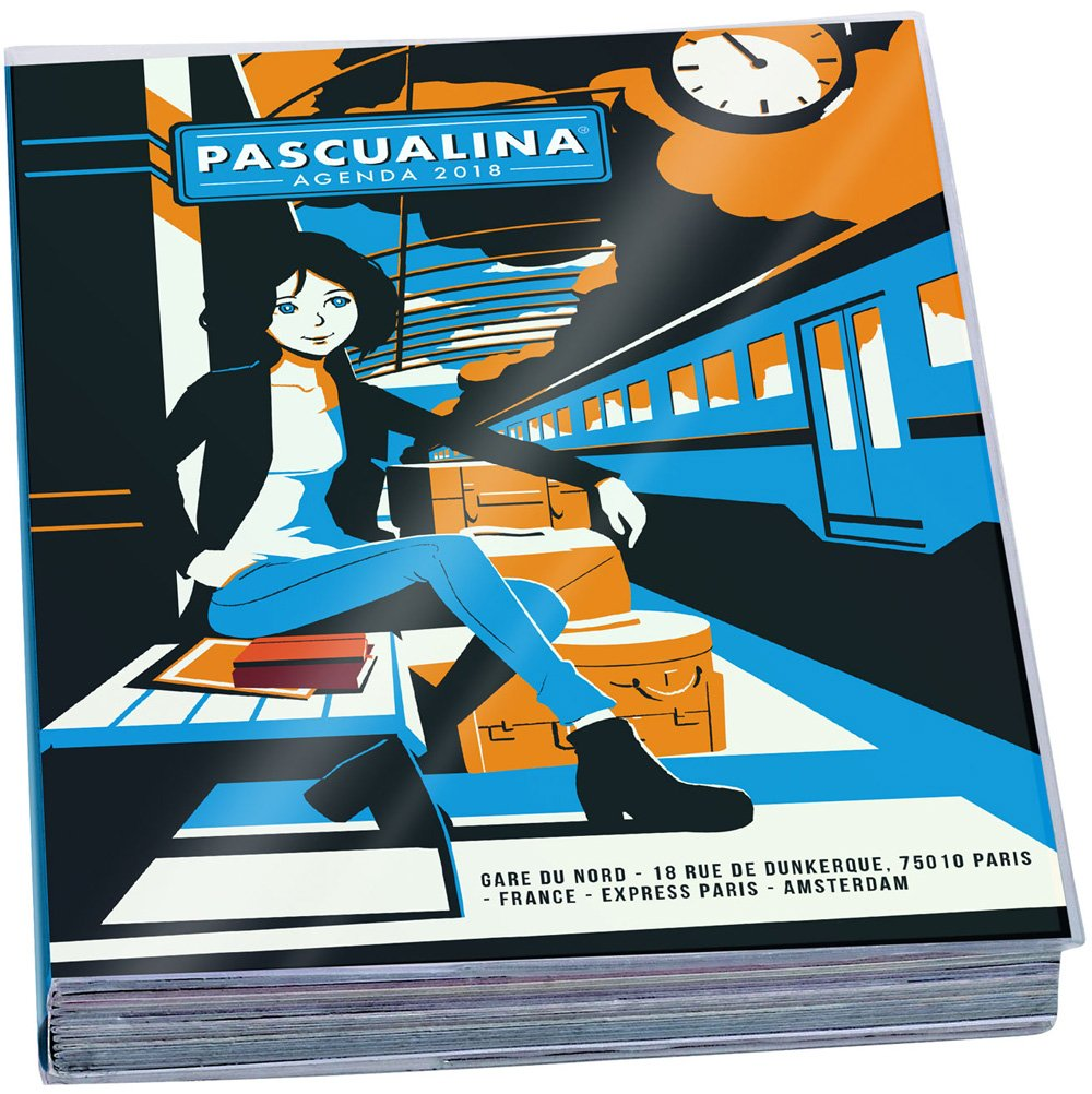 Pascualina 2018 - Train: The Pinkfire: 9789569158315: Amazon ...