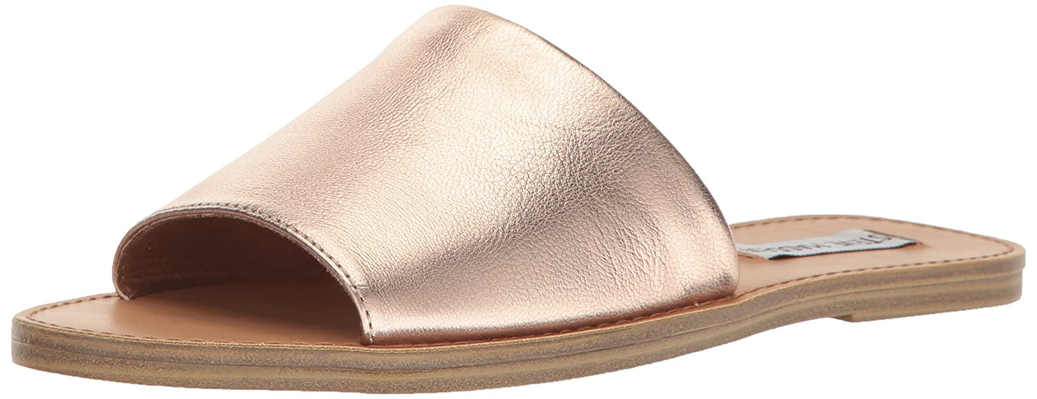 b10d03963f58 Steve Madden Women's Grace Flat Sandal: Buy Online at Low Prices in India -  Amazon.in