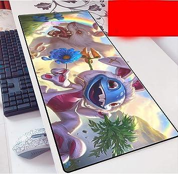 Alfombrilla de ratón de Goma Pura Anime Game, Alfombrilla de ratón ...