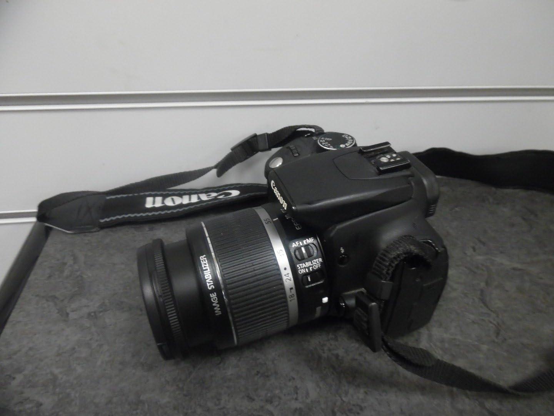 Canon EOS 350D - Cámara Réflex Digital 8 MP (Objetivo 18-55 ...