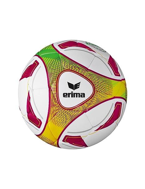 ERIMA HYBRID_LITE 290_FUßBALL WEIß/ROT Bälle