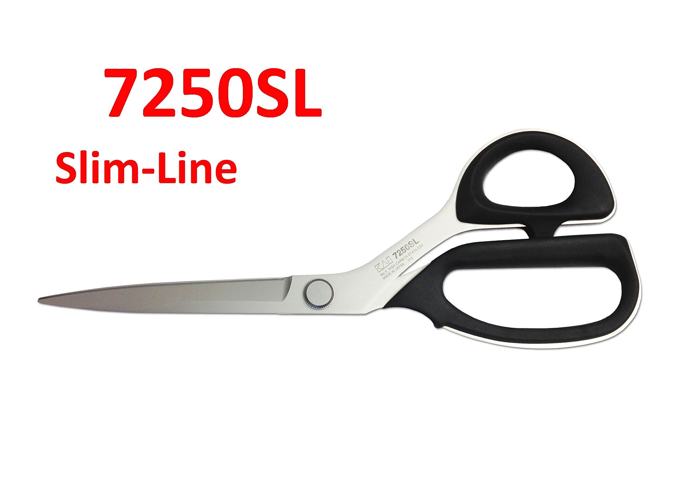 Kai 7250SL 10 Inch Professional Shears (Slim Line) by Kai