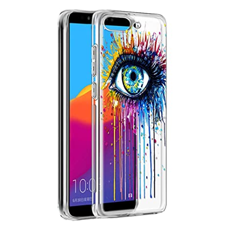 coque huawei y6 2018 silicone 3d