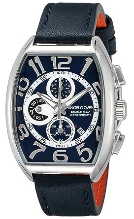 da3fbd469b [エンジェルクローバー]Angel Clover 腕時計 ダブルプレイ アーバンブルー・コレクション ネイビー文字盤