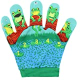 The Puppet Company - Favourite Song Mitt - Five Little Speckled Frogs Hand Puppet