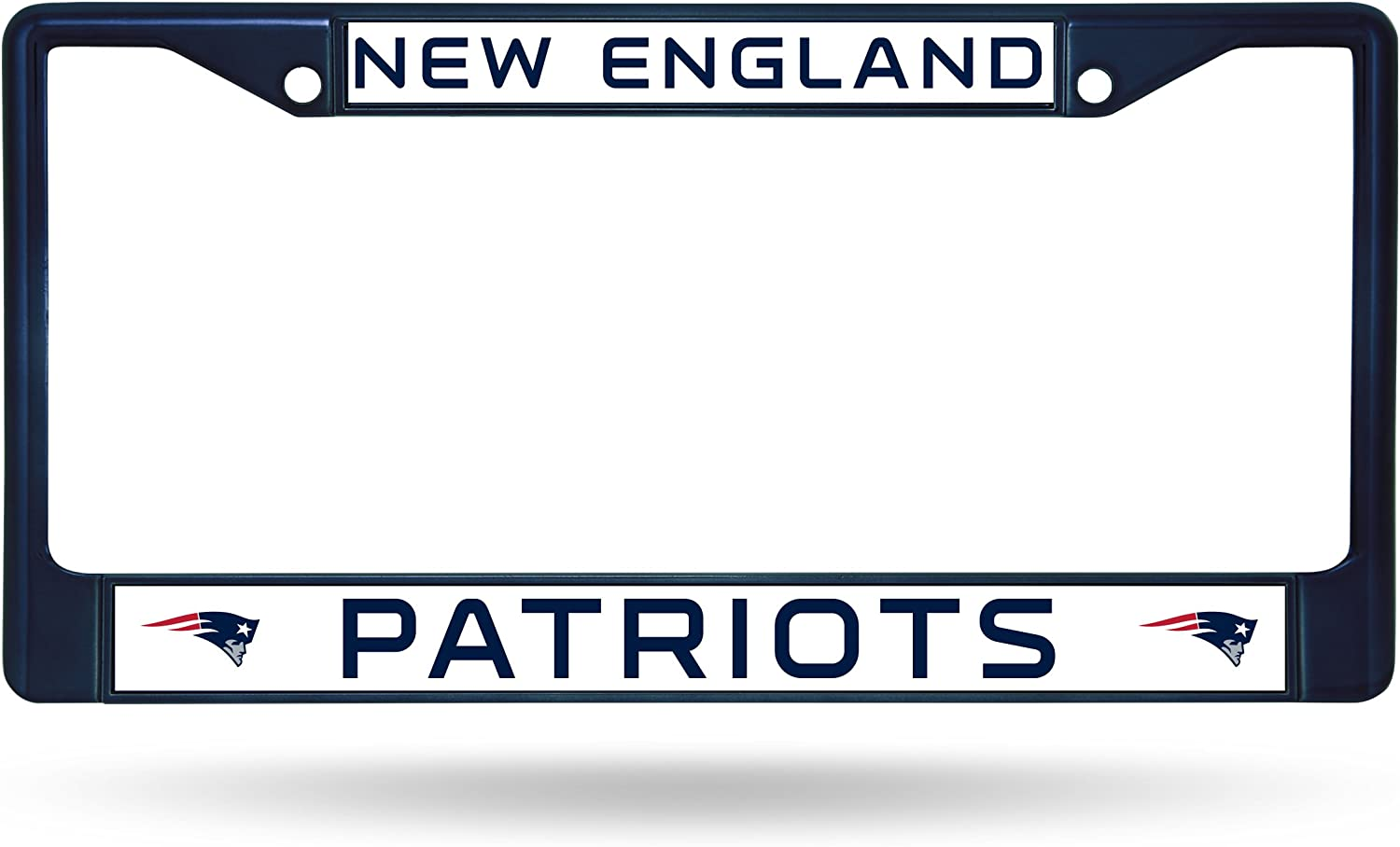 NFL Chrome Plate Frame