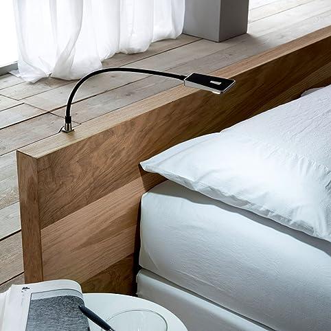 so tech lampe liseuse flexible luminoso led lampe de chevet del - Lampe Liseuse Pour Lit
