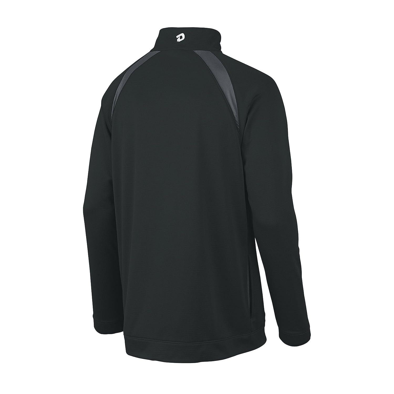 Team WTD1010BLM-P DeMarini Mens 1//2 Zip Heater Fleece Jacket Wilson Sporting Goods