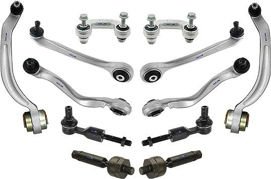 For Audi A4 A6 Quattro VW Passat Set of 2 Front Upper Rearward Control Arm Links
