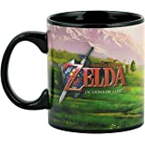 20oz The Legend of Zelda (LoZ) OFFICIAL Link Riding Epona with Navi PREMIUM Ceramic Coffee Mug GIFT
