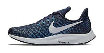 Nike Air Zoom Pegasus 35 (GS) - Blackened Blue Pure Platinum - W ... 1fc31e8b6b