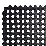 Iron Gate 4 Piece Interlocking Anti-Fatigue Tile