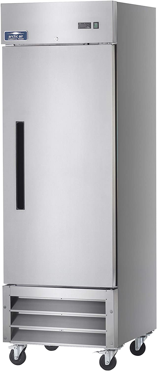 "Arctic Air AR23 26 3/4"" One Section Reach-in Commercial Refrigerator - 23 cu. ft. 71MQA2FB4GL._SL1500_"