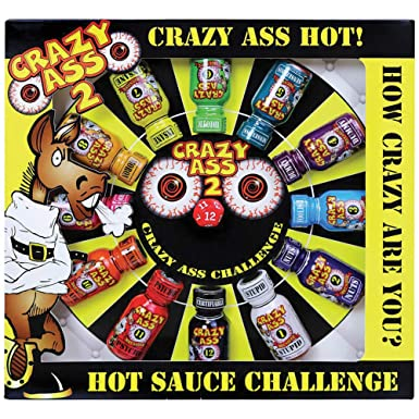 Ass Kickin Crazy Ass 2 Hot Chilli Sauce Roulette Extremely Crazy Challenge Game