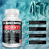 Super Strength 1000mg Horny Goat Weed 120