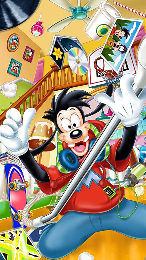 ディズニー マックスはスーパースター! ? XFVGA(480×854)壁紙 画像61144 スマポ