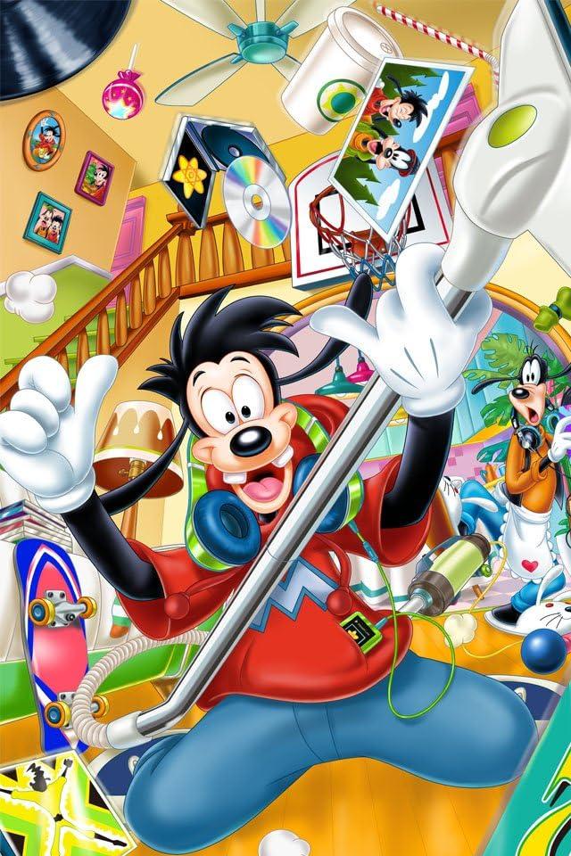 ディズニー マックスはスーパースター! ? iPhone(640×960)壁紙 画像58387 スマポ