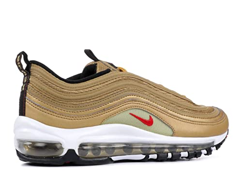 Nike Air Max 97 QS (GS) 'Metallic Gold '2017 Release