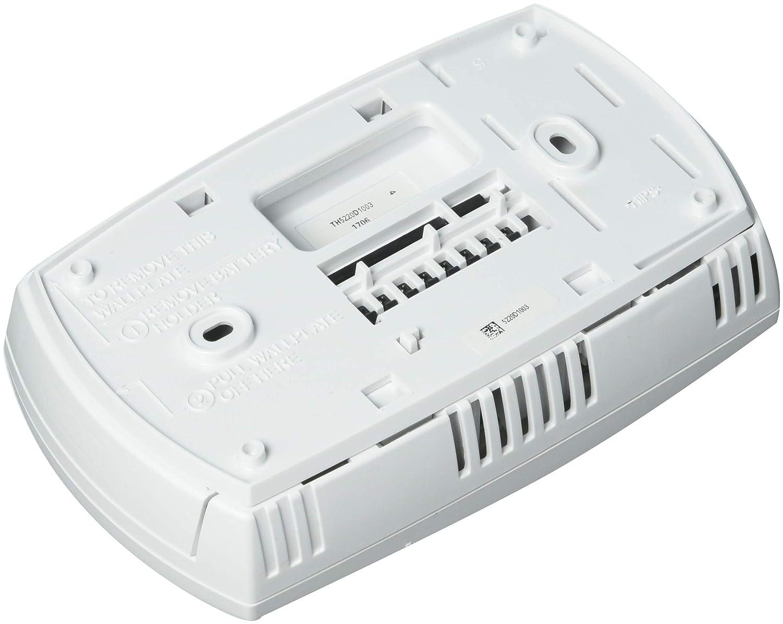 Honeywell TH5220D1003 - Termostato electrónico de baja tensión para pared: Amazon.es: Bricolaje y herramientas