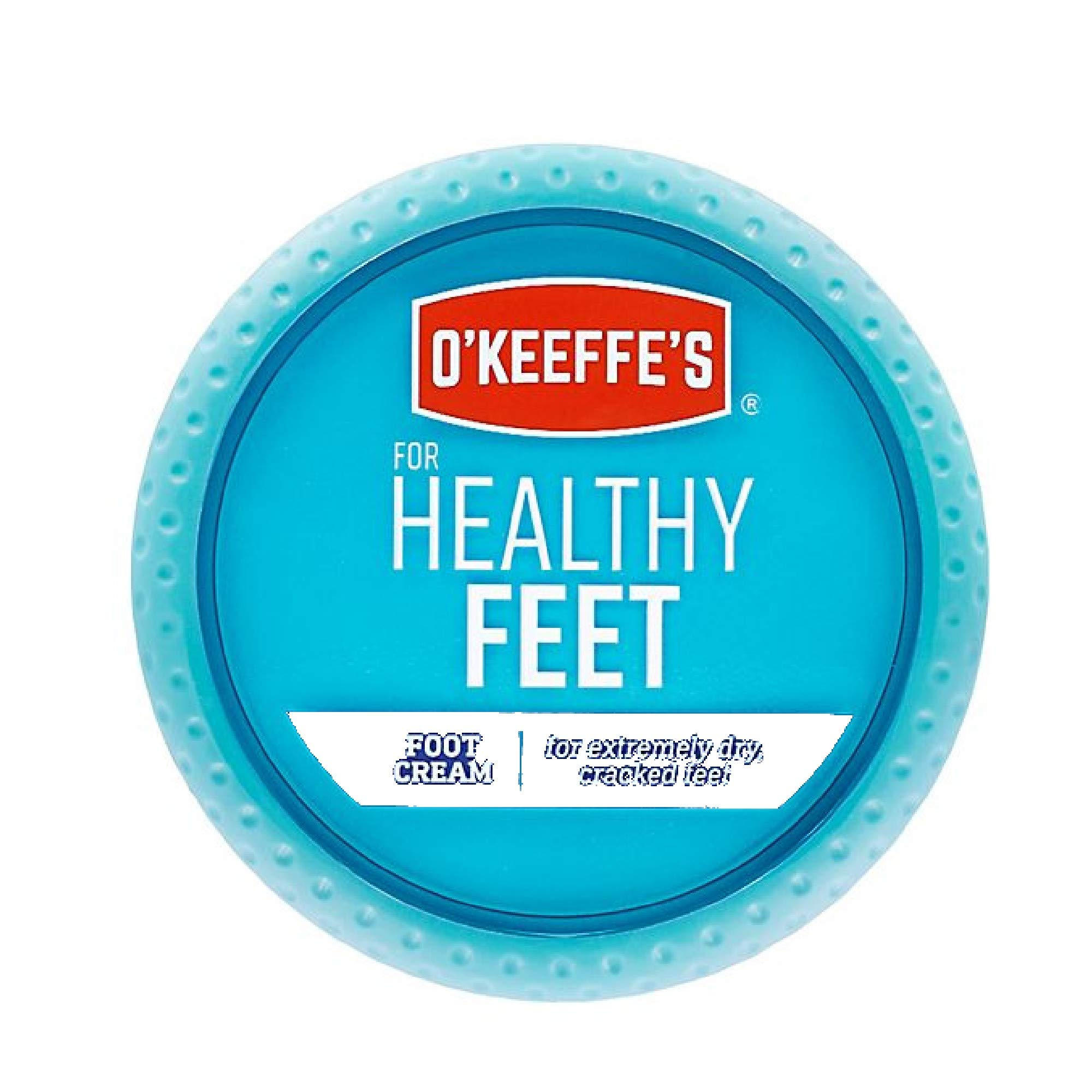 O Keeffe S Health Ft 2.7z Size 2.7z Okeeffe'S Healthy Feet Jar 2.7z