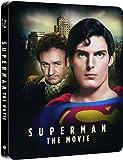 Superman - Édition Limitée SteelBook - Blu-ray - DC COMICS [Blu-ray + Copie digitale - Édition boîtier SteelBook]
