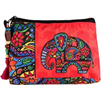 All Things Sundar Ladies Pouch P07-30R (Red)