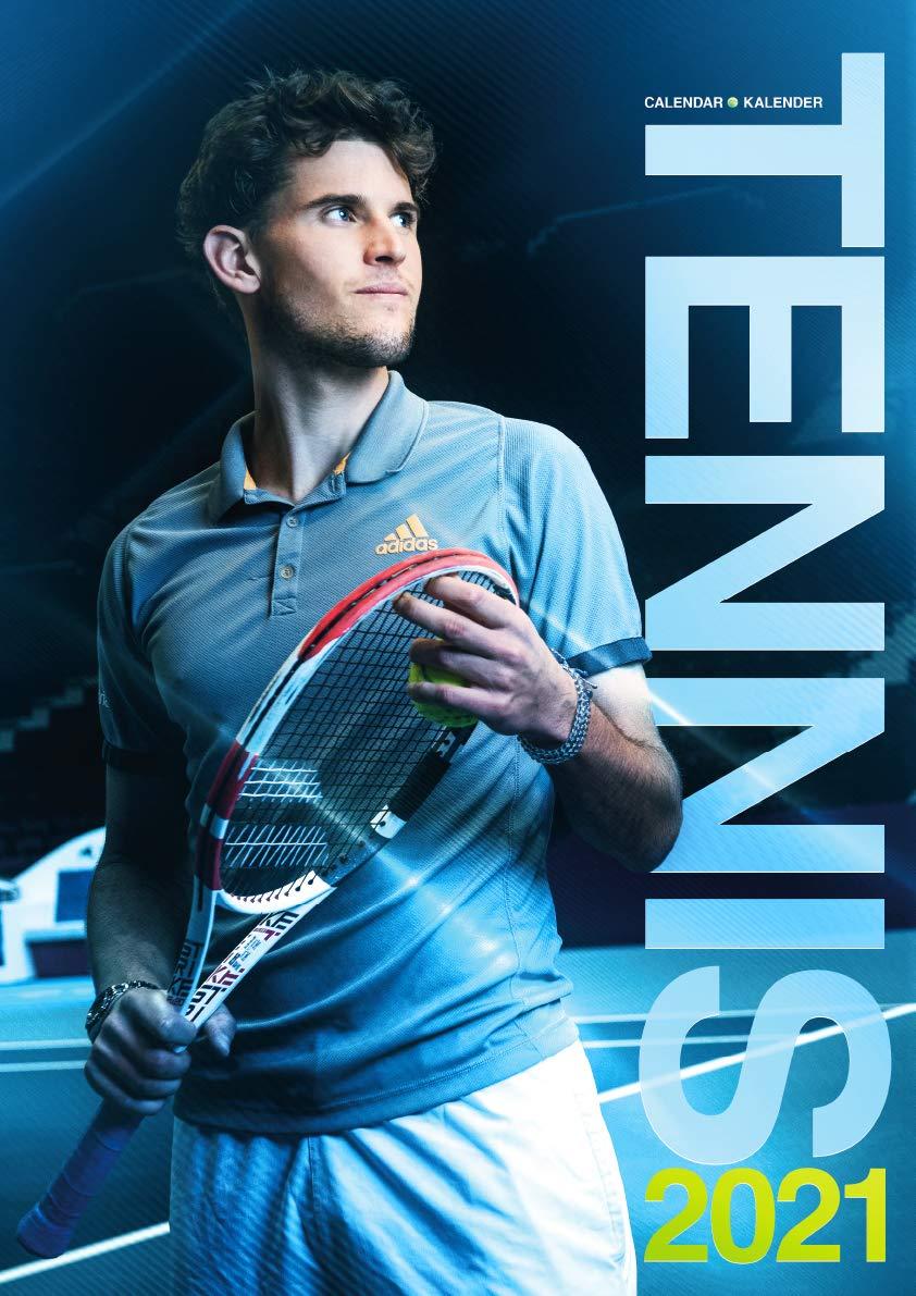 Calendario Nadal 2021 Tennis 2021 Calendar: Amazon.co.uk: Dominic Thiem, Rafael Nadal