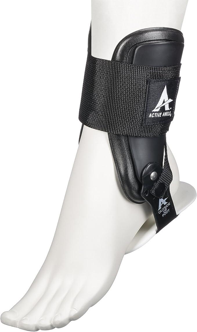 Cramer Active Ankle Direct Kick Soccer Ankle Brace Right or Left Ankle Bilateral