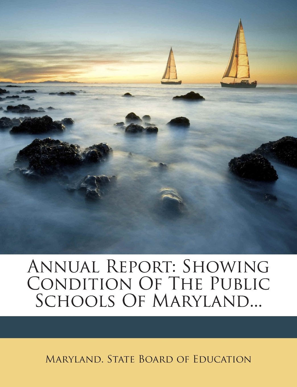 Download Annual Report: Showing Condition Of The Public Schools Of Maryland... pdf