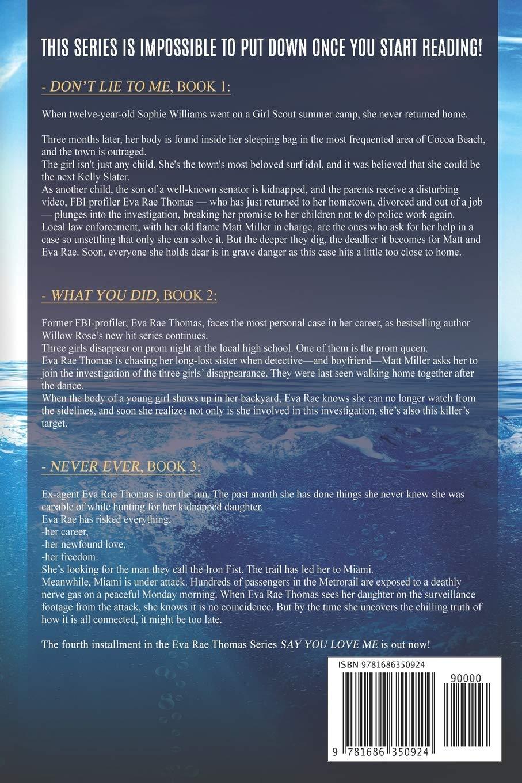 The Eva Rae Thomas Mystery Series: Book 1-3: Amazon.es: Rose ...