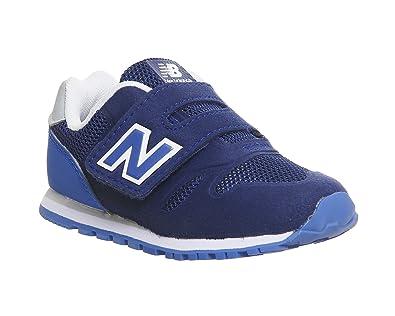 new balance 373 bege e azul