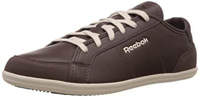 Reebok Classics Men's Royal Deck 2.0 Dark Brown,White And Blue Sneakers ...