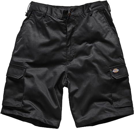TALLA Talla única. Dickies Redhawk, Pantalones cortos, Negro (Black), 50 ES para Hombre