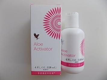 Amazon.com: Forever Living Aloe Activador Aloe de flor de ...