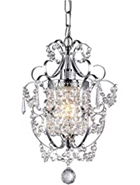 Inspirational Whse of Tiffany RL Jess Crystal Chandelier