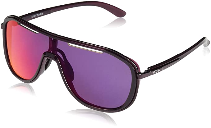 Oakley Outpace, Gafas de Sol para Mujer, Turquesa, 1