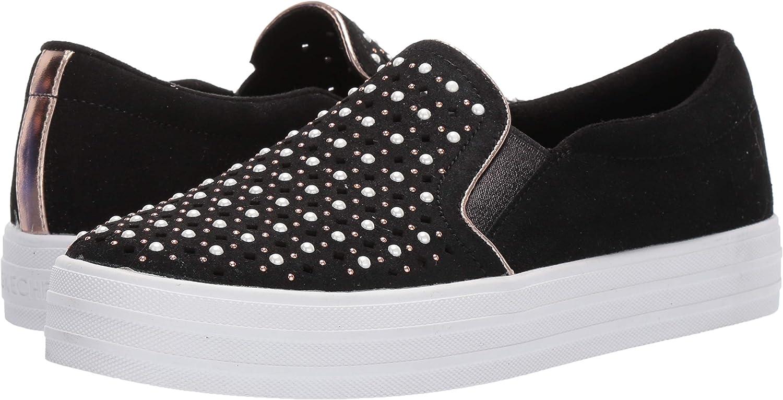 SKECHERS STREET DOUBLE UP DIAMOND DANCER sneakers donna memory foam